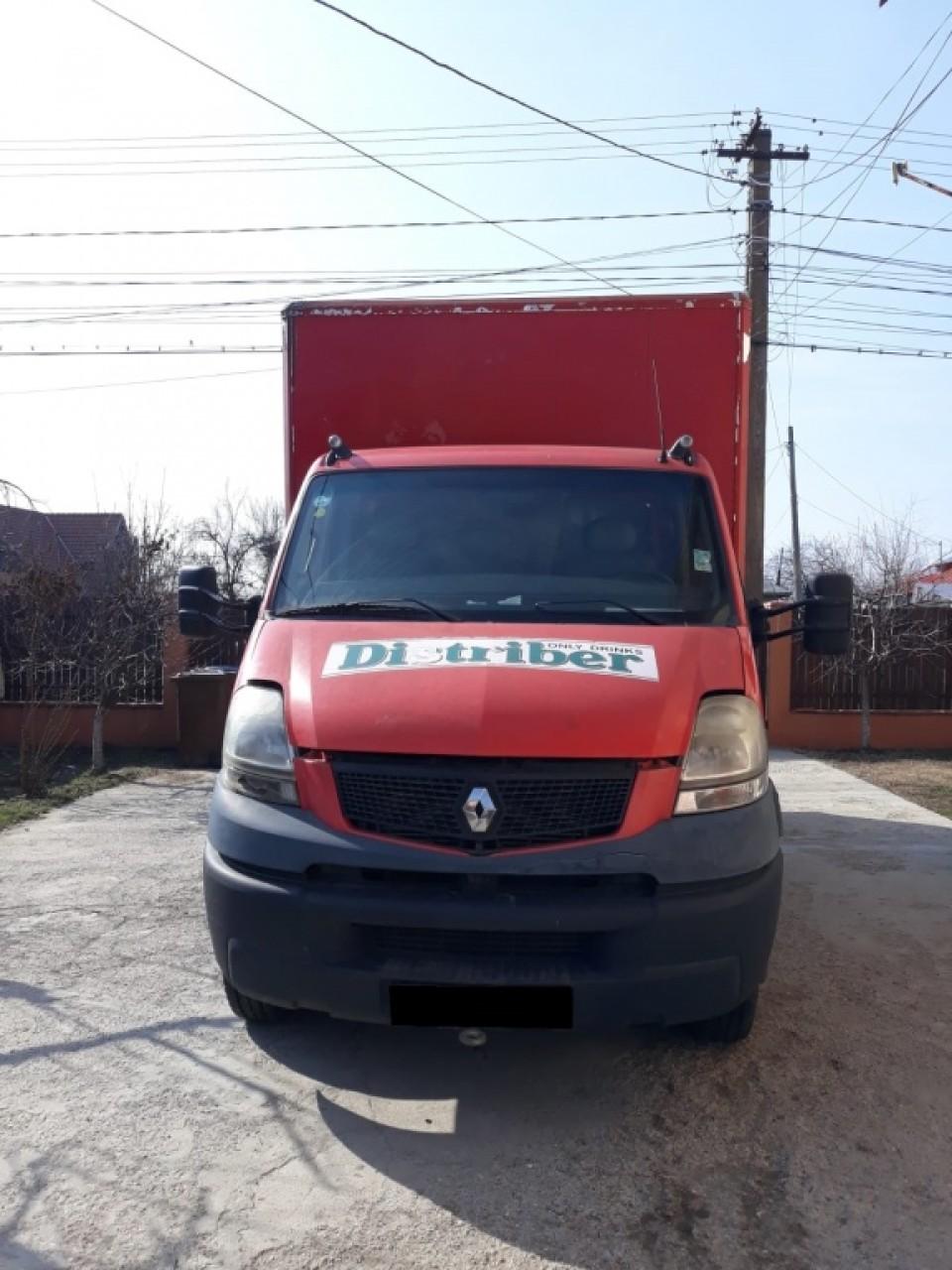 Maner usa dreapta fata Renault Mascott 2005 box 2953 DXI