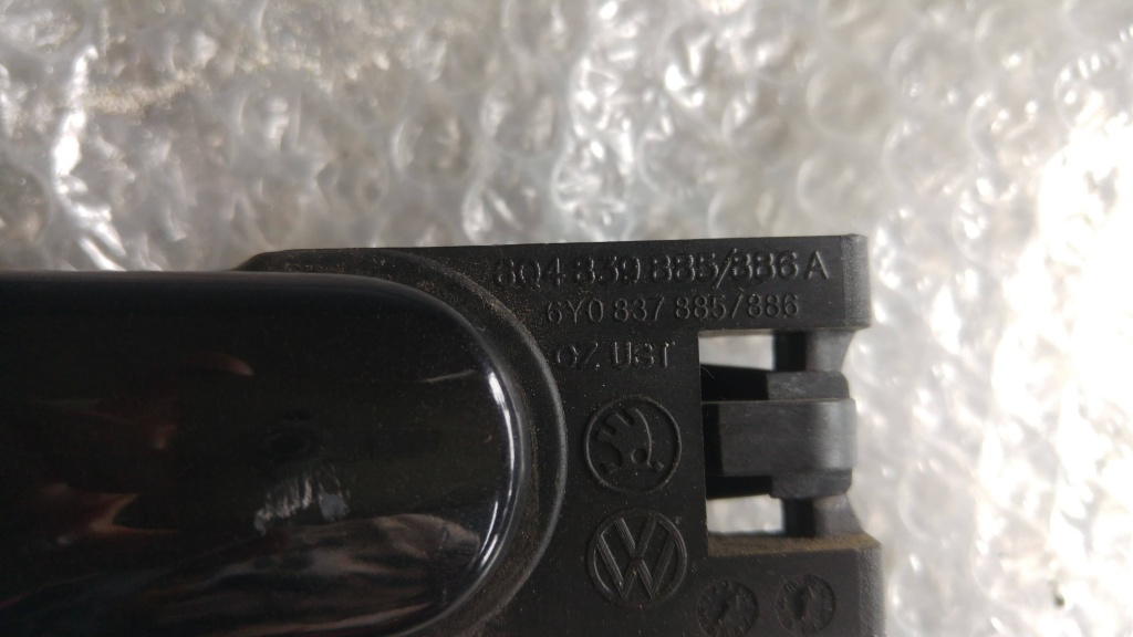 Maner usa dreapta fata skoda octavia 2 6q4839885a