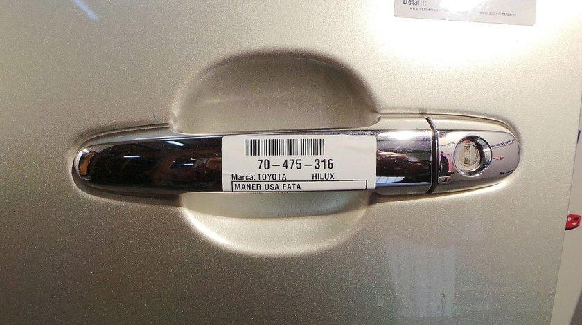 MANER USA FATA TOYOTA HILUX Pritsche/Fahrgestell (_N1_, _N2_) 2.7 (TGN16_) benzina (2005 - 02-2019-01)
