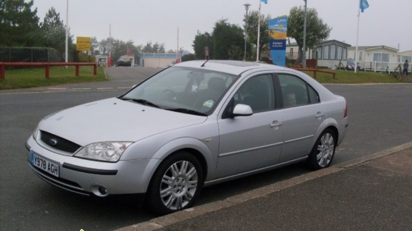 Maner usa ford mondeo 2001