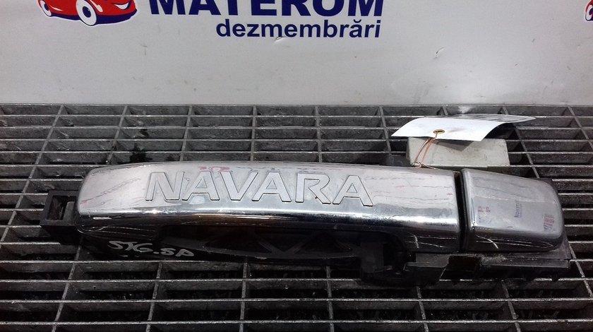MANER USA SPATE STANGA NISSAN NAVARA NAVARA - (2005 2010)
