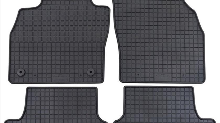 Maner usa stanga fata interior pe tapiterie negru original vw passat b6 2005-2011