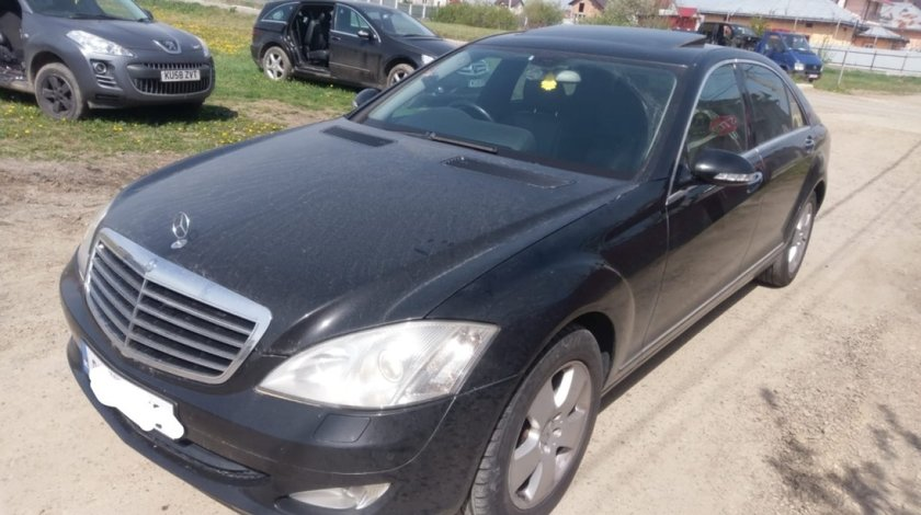 Maner usa stanga spate Mercedes S-Class W221 2008 LONG 3.0cdi v6 om642