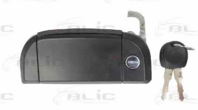 maner usa VW TRANSPORTER IV platou / sasiu 70XD Producator BLIC 6010-01-013401P