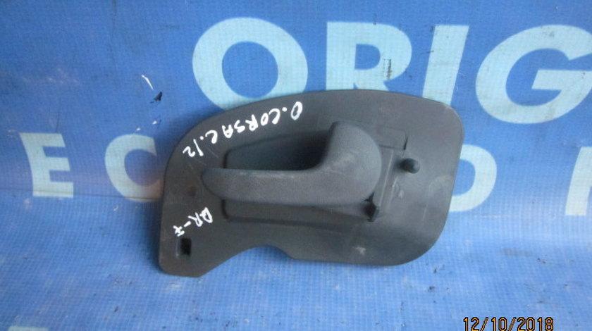 Manere portiere (interior) Opel Corsa C; 90534747 // 90534748