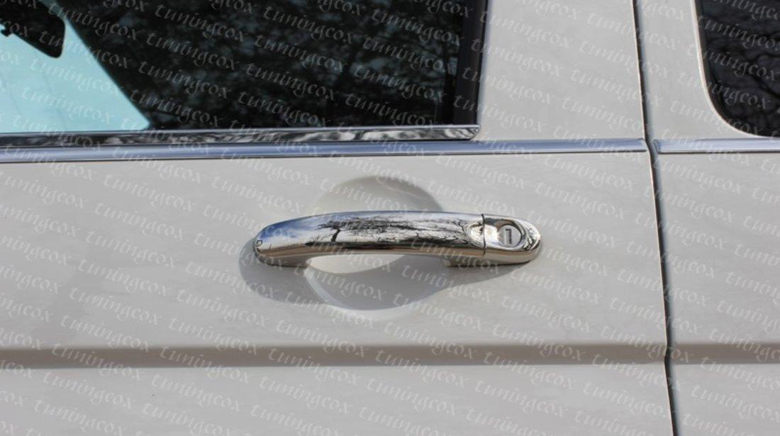 Manere usi inox vw t5 caravelle,transporter,multivan