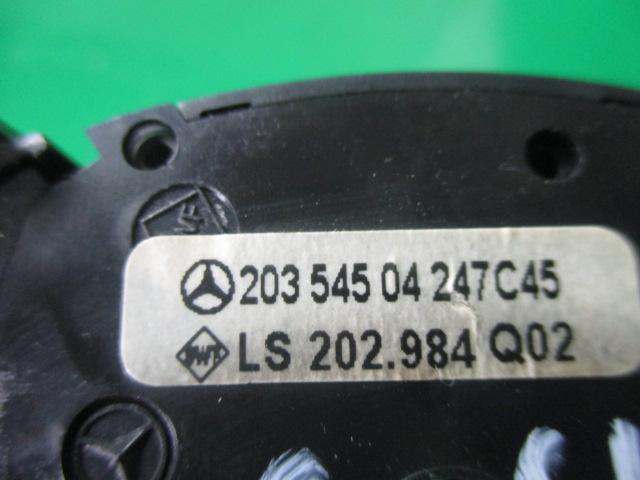 MANETA / COMANDA CRUISE CONTROL / PILOT AUTOMAT MERCEDES BENZ C-CLASS W203 FAB. 2000 – 2007 ⭐⭐⭐⭐⭐