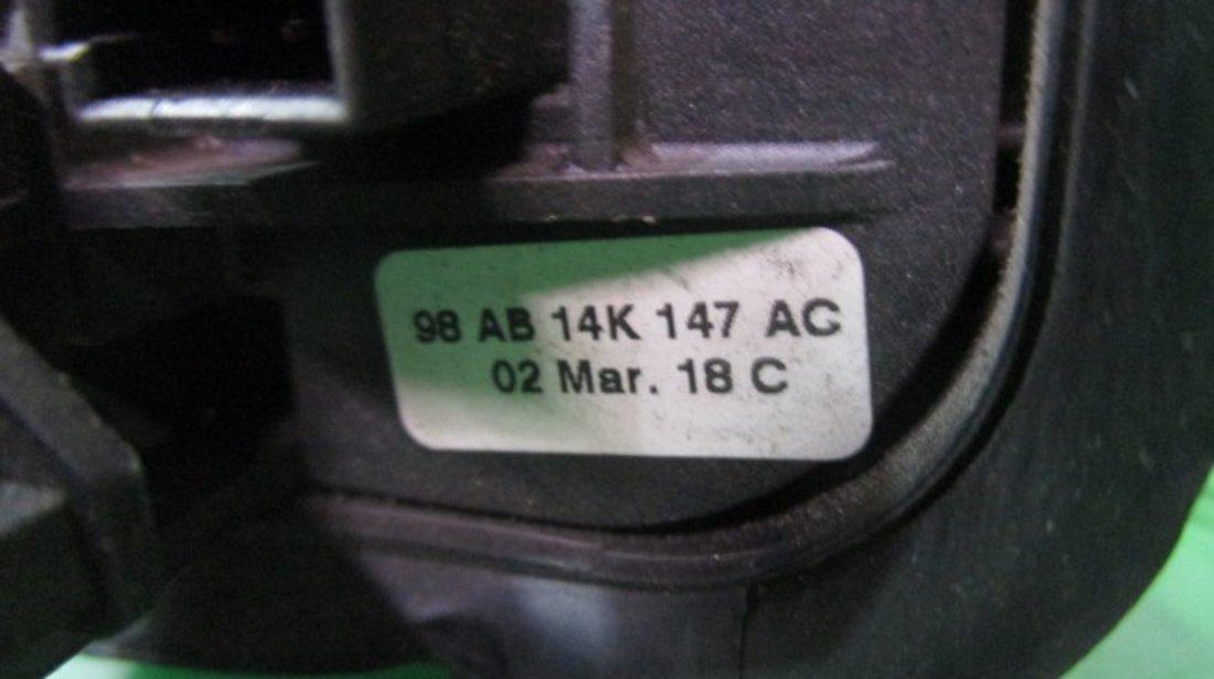 MANETA COMENZI VOLAN RADIO CASETOFON COD 98AB14K147AC FORD FOCUS 1 FAB. 1999 - 2004 ⭐⭐⭐⭐⭐
