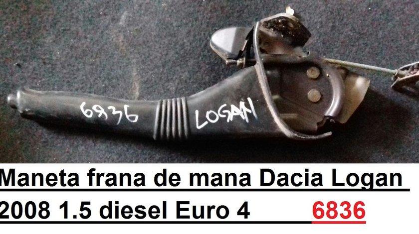 Maneta frana de mana Dacia Logan