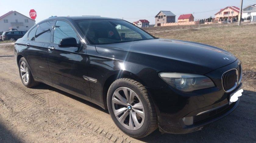 Maneta semnalizare BMW F01 2009 berlina 730d 3.0d