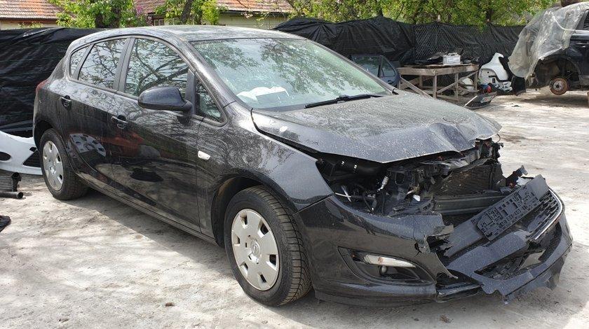Maneta semnalizare Opel Astra J 2014 Hatchback 1.7CDTI 110CP
