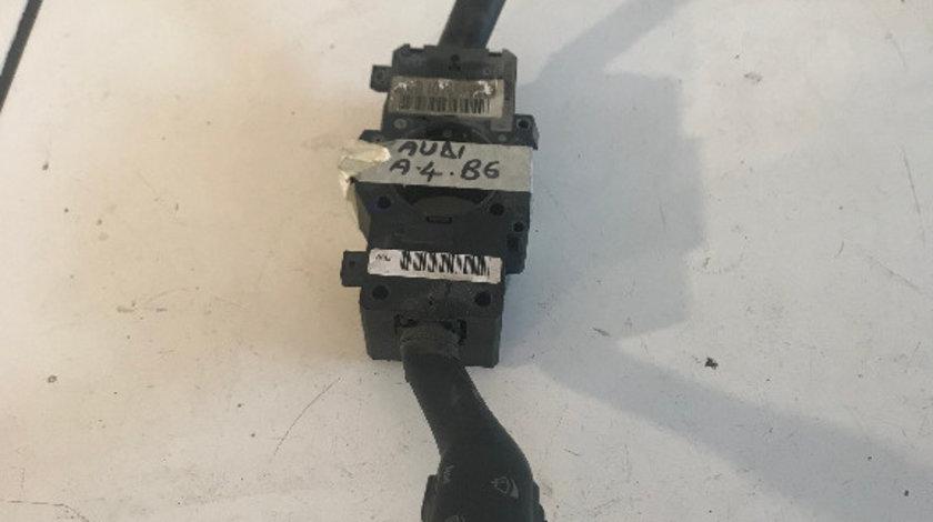 Maneta semnalizare sau stergatoare audi a6 c5, passat b5, octavia 1 2000 - 2004 cod: 4b0953503g