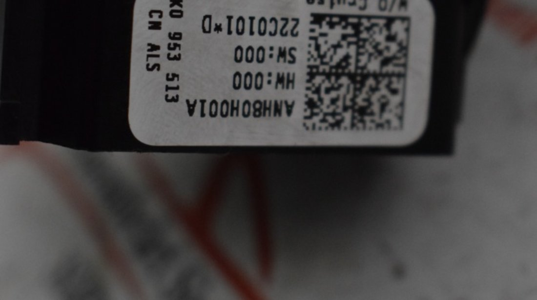 Maneta semnalizare VW Jetta 1K0953513 349