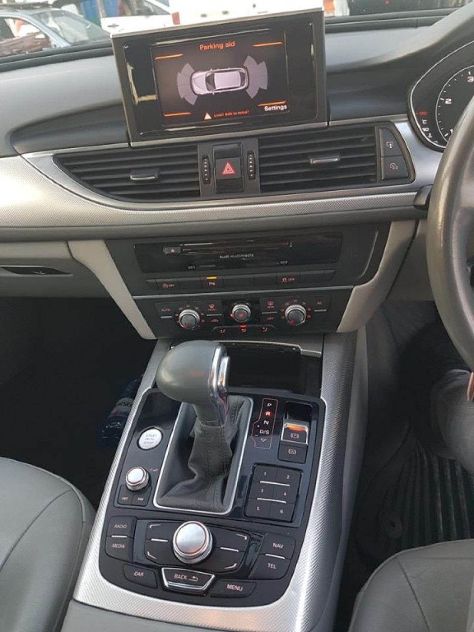 Maneta stergatoare Audi A6 4G C7 2012 variant 2.0 tdi
