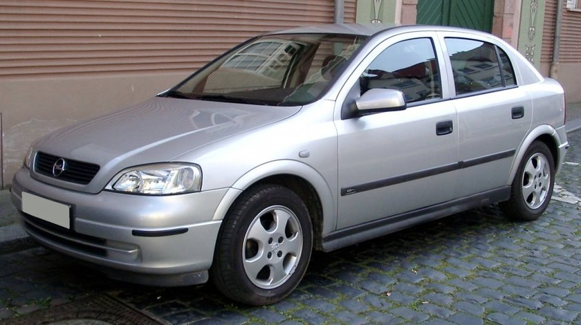 Maneta stergatoare Opel Astra G