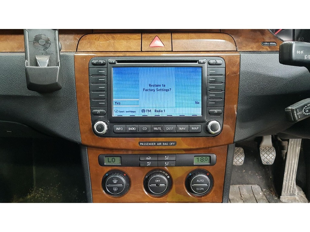 Maneta stergatoare Volkswagen Passat B6 2005 Break 2.0