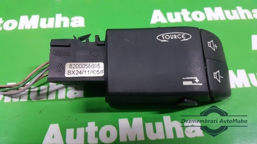 Maneta volum audio radio Renault Clio 2 (1998-2005) 8200058695