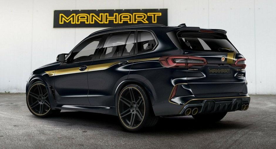 Manhart MHX5 700 de vanzare