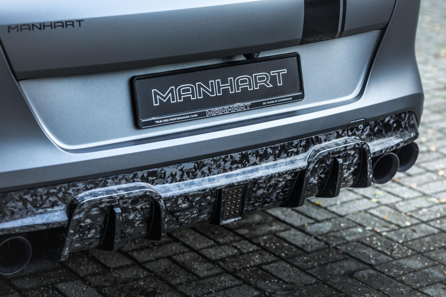 Manhart MHX6 700 - Manhart MHX6 700