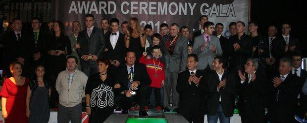 Mani Gyenes a fost ales sportivul anului