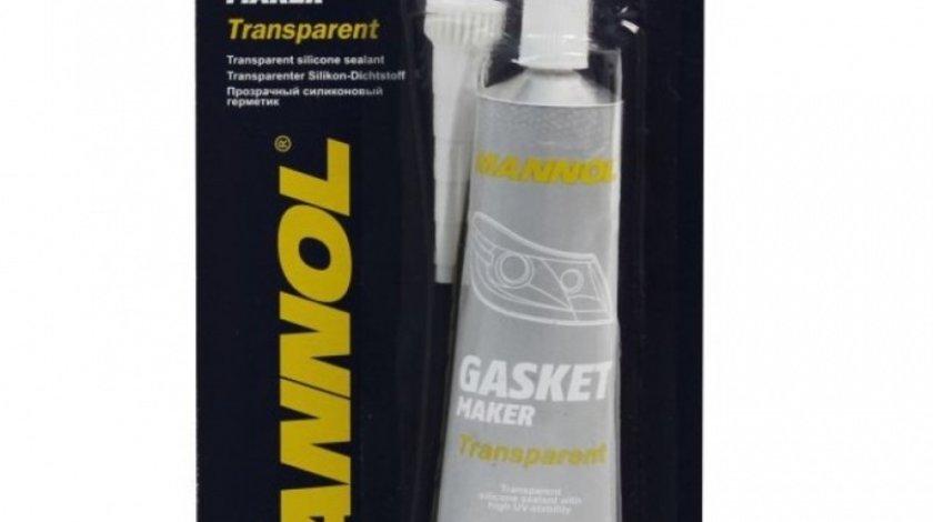 Mannol Gasket Silicon Etansare Garnituri Transparent 85G 9916