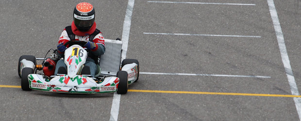 Mansele prefinale ale Cupei FRAS-Dunlop la karting