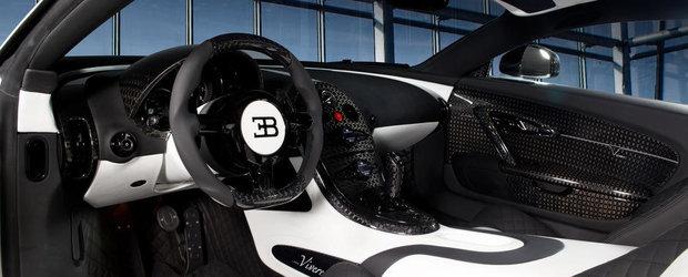 Mansory anunta un nou program de tuning pentru Bugatti Veyron