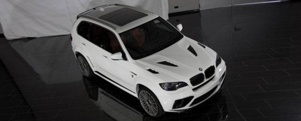 Mansory modifica noul BMW X5 M - EXCLUSIV!