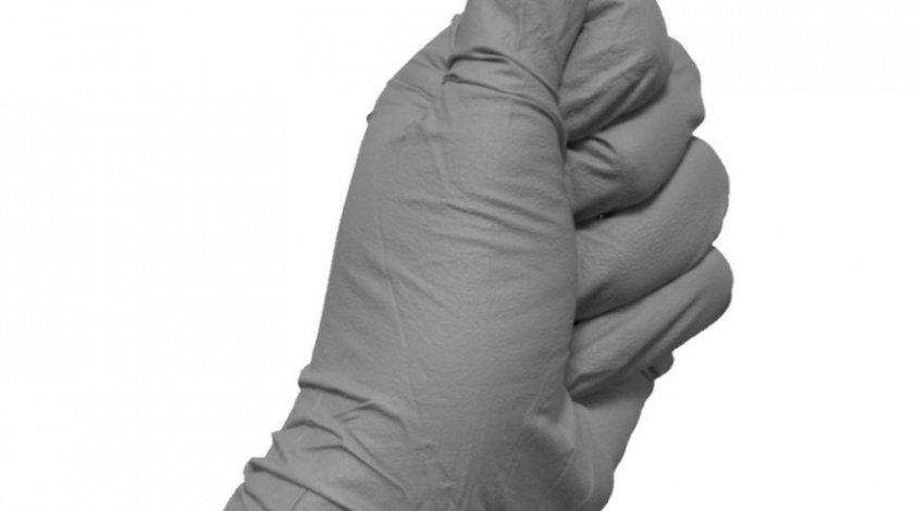 Manusi Colad & Hamach Nitril Antivirusi Gri 538002CLD 50 Buc L