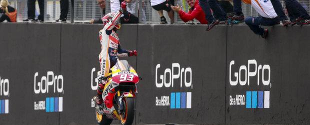 Marc Marquez incoronat regele Sachsenring-ului dupa Marele Premiu al Germaniei la MotoGP