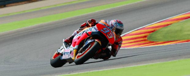 Marc Marquez si-a revenit in Aragon. A castigat cursa si se indreapta spre cel de-al treilea titlu mondial
