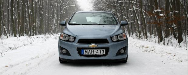 Marca Chevrolet se va retrage in 2015 din Europa