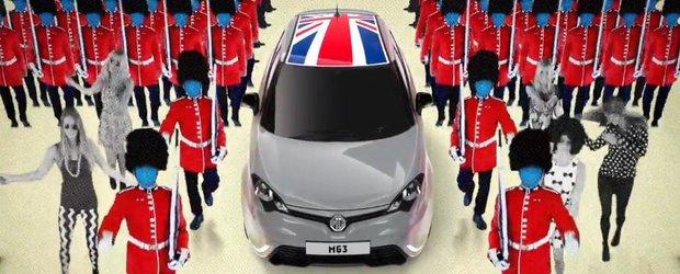 Marca MG renaste: prima reclama la modelul MG3