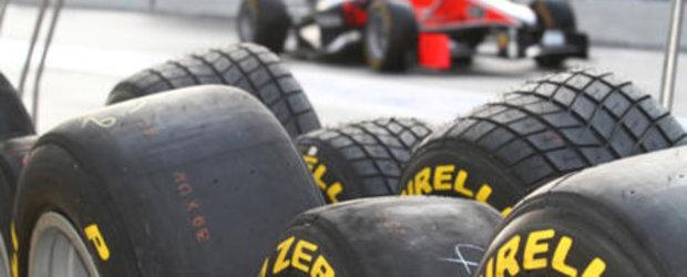 Marele Premiu al Italiei si anvelopele Pirelii