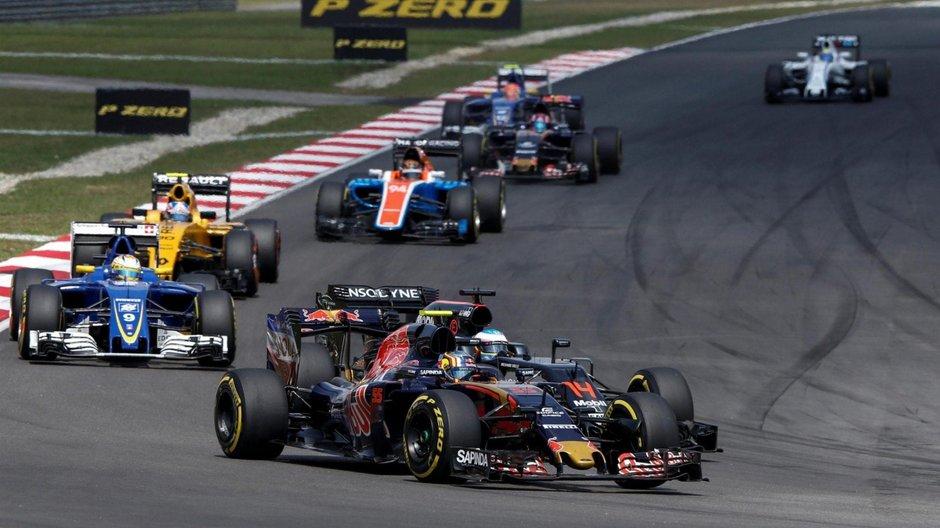 Marele Premiu al Malaeziei la Formula 1