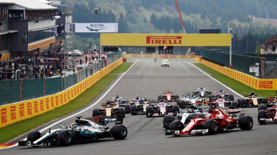 Marele Premiu de Formula 1 al Belgiei