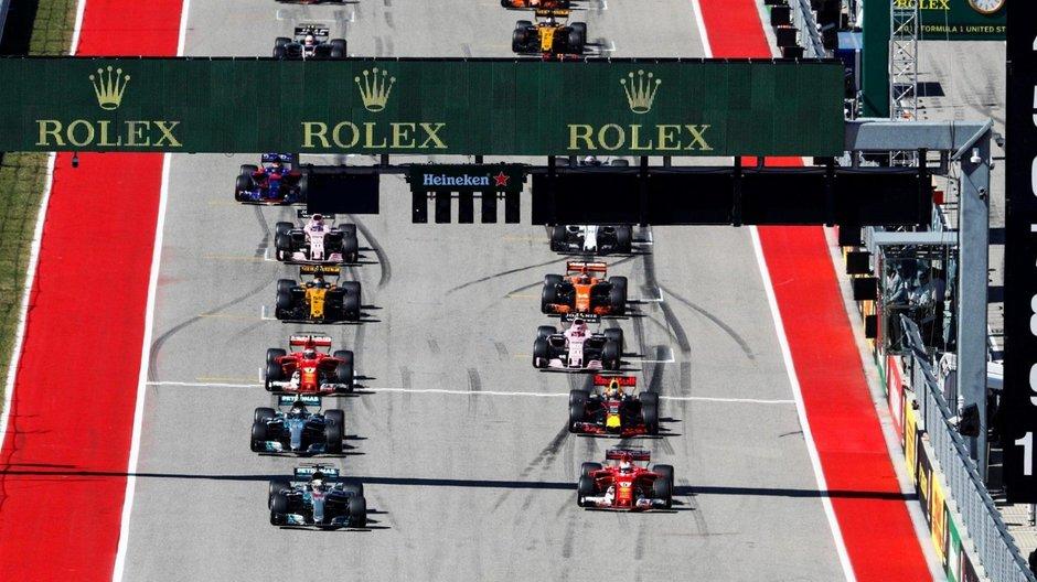 Marele Premiu de Formula 1 al Statelor Unite