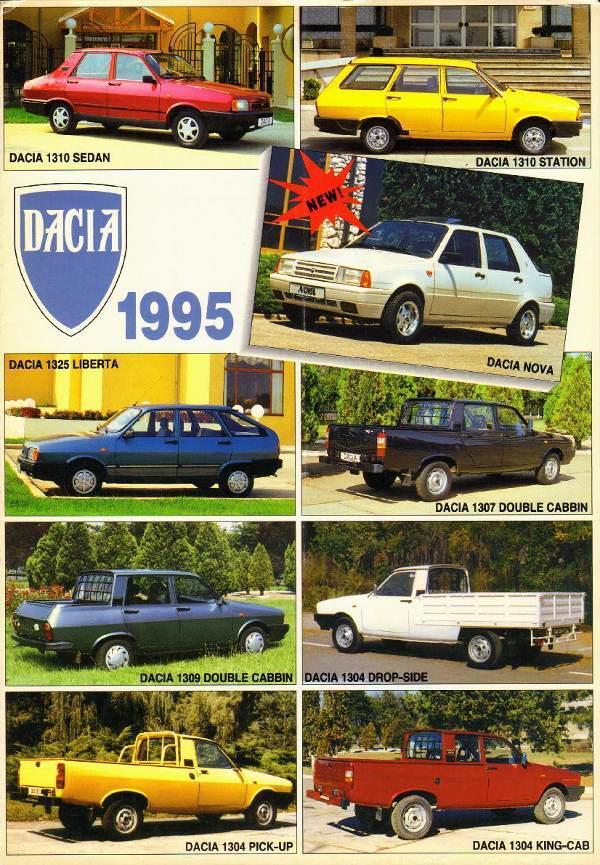 Marketing Dacia - Marketing Dacia