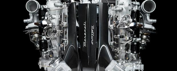 Maserati a dezvoltat un super motor pentru noul MC20. Tehnologie din F1 si 630 CP