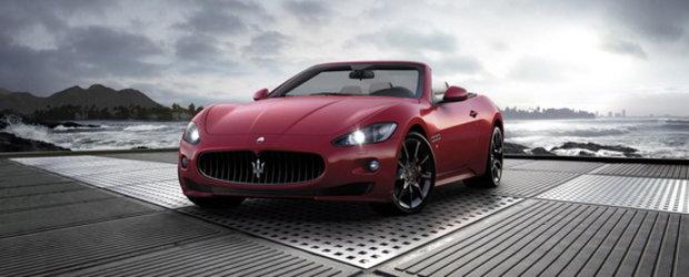 Maserati aduce la Geneva atractivul GranCabrio Sport