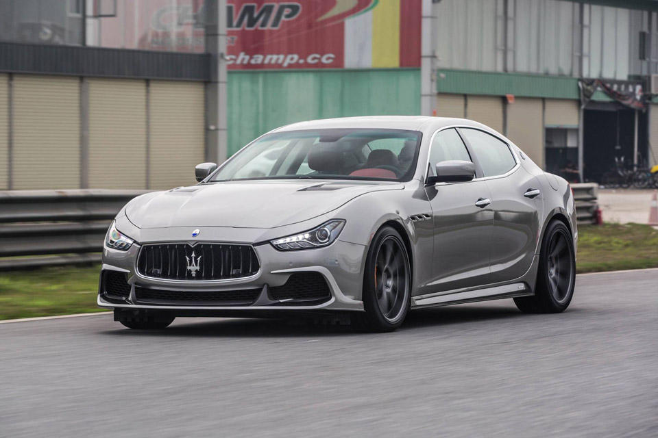 Maserati Ghibli by ASPEC - Maserati Ghibli by ASPEC