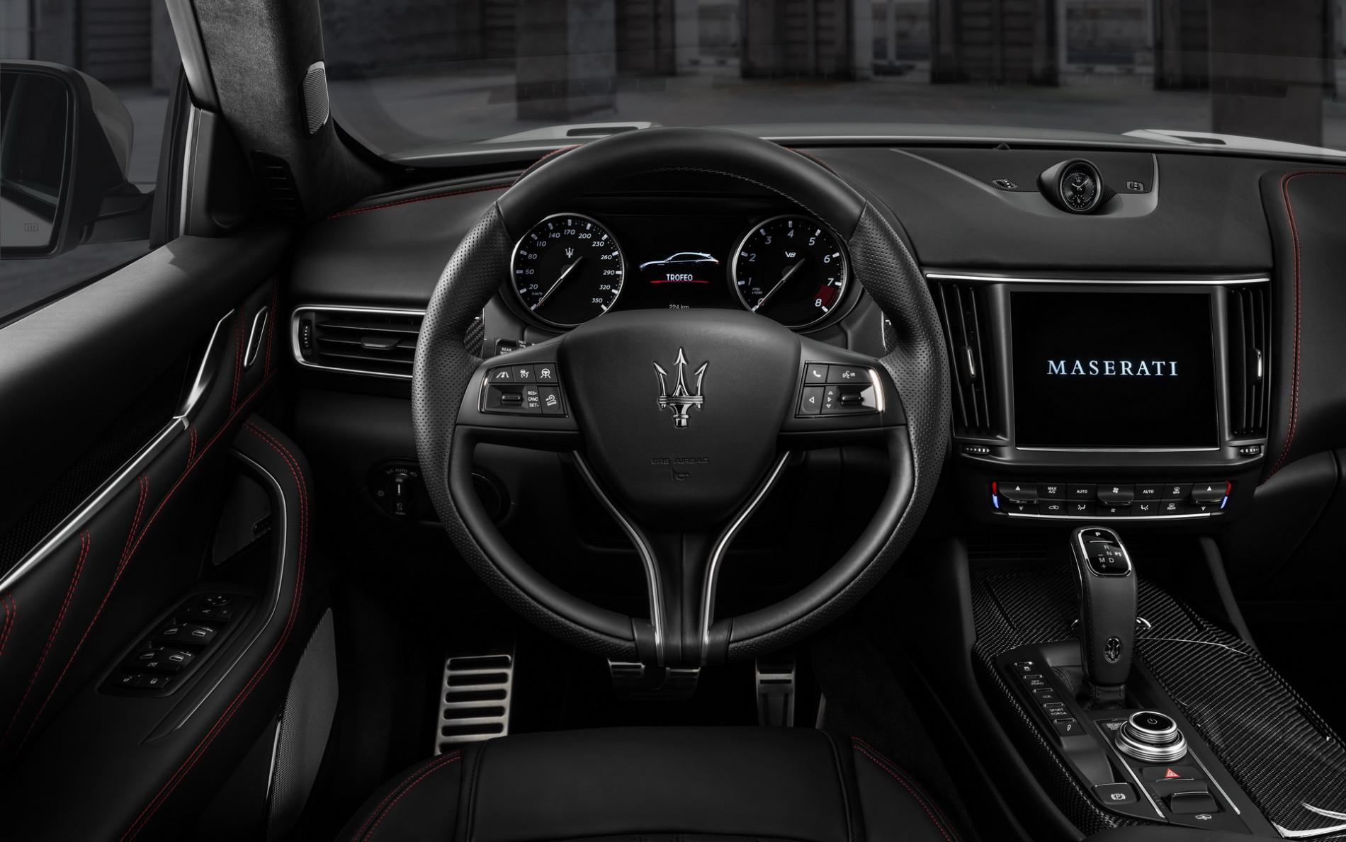 Maserati Ghibli si Quattroporte Trofeo - Maserati Ghibli si Quattroporte Trofeo