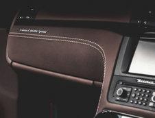 Maserati GranCabrio cu interior Vilner