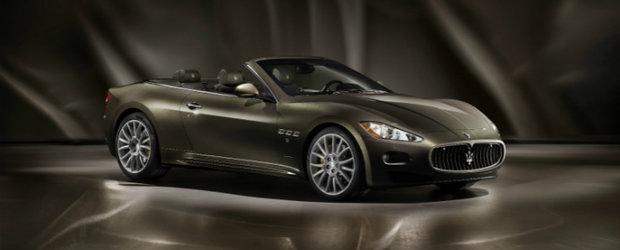 Maserati GranCabrio Fendi - Lumea modei intalneste lumea auto