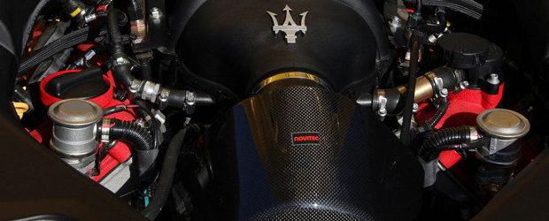 Maserati GranCabrio MC by Novitec Tridente: Operatiunea Supraalimentarea