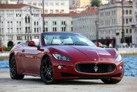 Maserati GranCabrio Sport - Galerie Foto