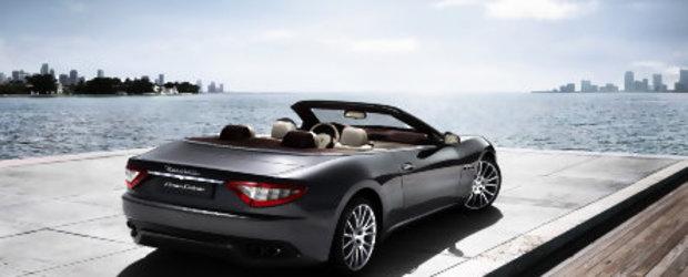 Maserati GranCabrio - Un GranTurismo gata de plaja