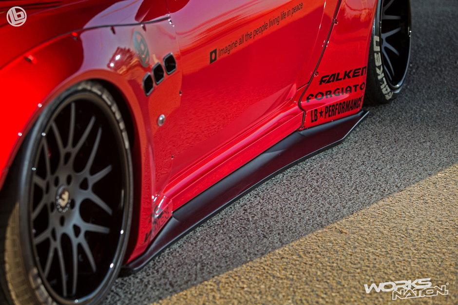 Maserati GranTurismo by Liberty Walk