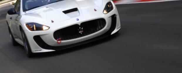 Maserati GranTurismo MC Concept: Fotografii, Brosura oficiala & Video