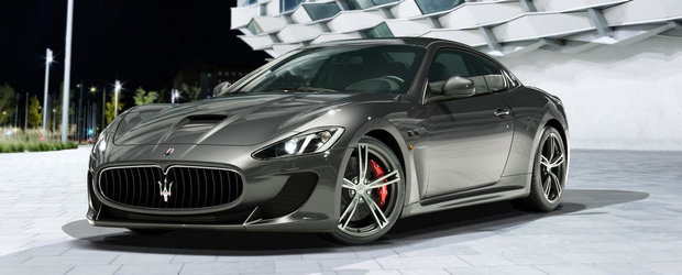 Maserati GranTurismo MC Stradale vine la Geneva intr-o versiune imbunatatita